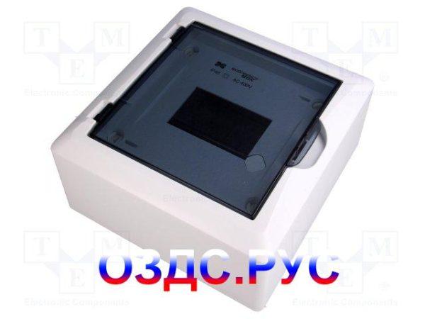 250101: Корпус для модульных устройств