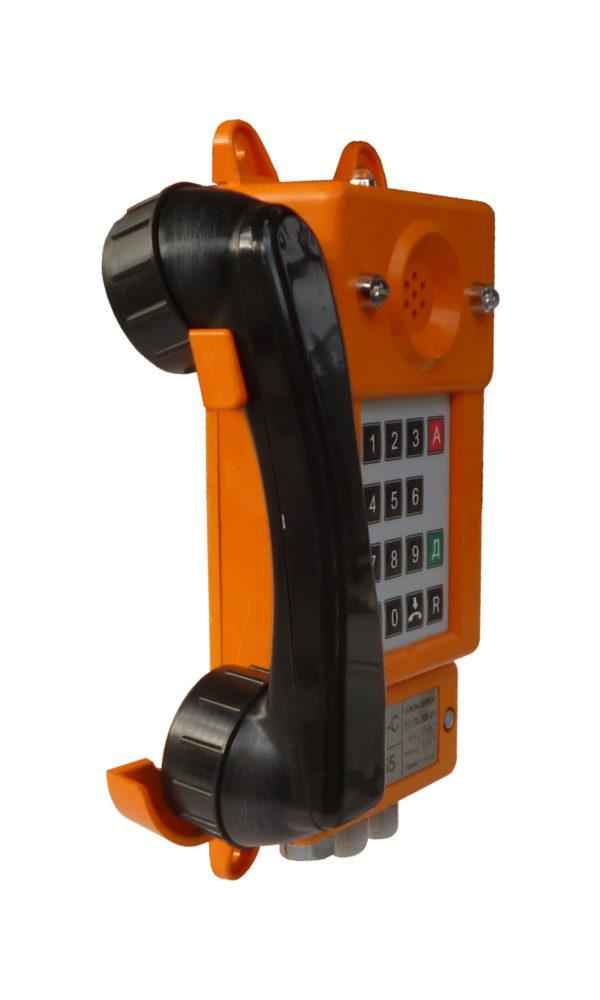 Промышленный телефонный аппарат ТАШ-11П
