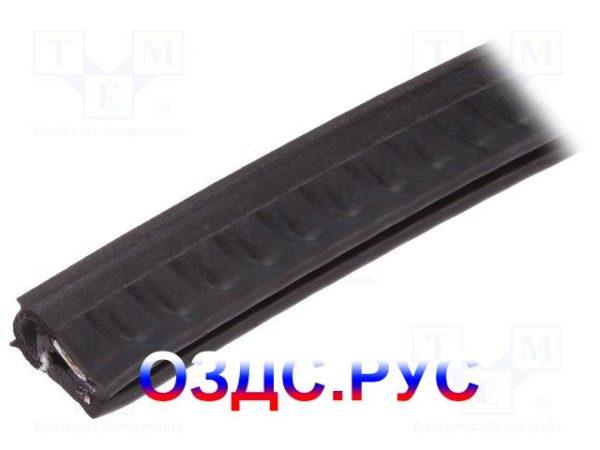 GN 2180-EPDM-15,5-A-10 Защитная кромка