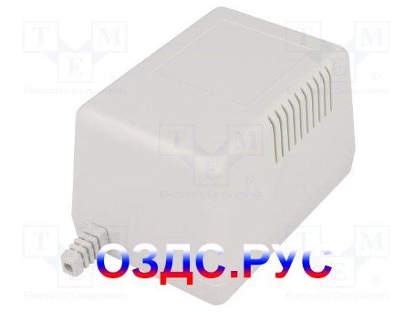 KM-49B GY: Корпус для блоков питания