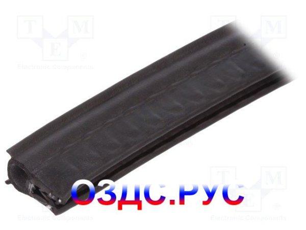 GN 2180-EPDM-20,5-A-10 Защитная кромка